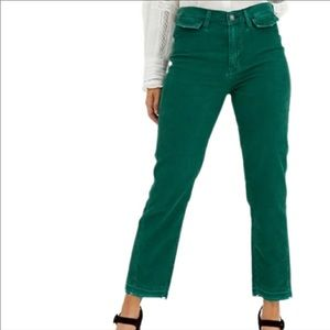 New Free People Aces High Straight Cord Pant 27